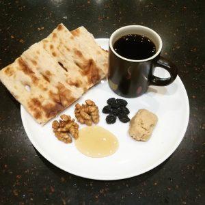 Sangak (breakfast)