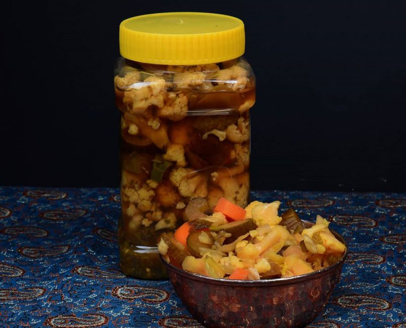 Persian Pickles