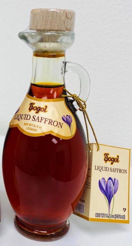 Liquid Saffron