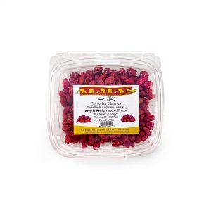 Cornelian Cherries – زغال اخته