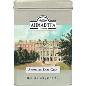 Ahmad Aromatic Earl Grey Loose Tin 17.6 oz.