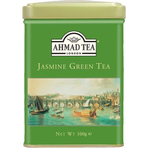 Ahmad Jasmine Green Tea - Loose Tin 3.5 oz.